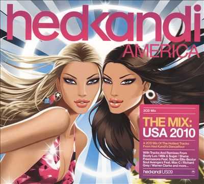 Hed Kandi: The Mix USA 2010