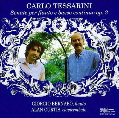 Tessarini: Flute Sonatas Op. 2