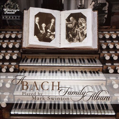 A Bach Family Album