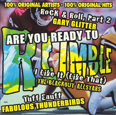 Are You Ready to Rumble, Vol. 2