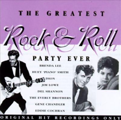Greatest Rock & Roll Party, Vol. 2