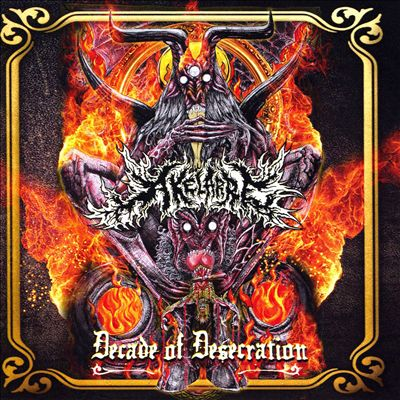Decade of Desecration