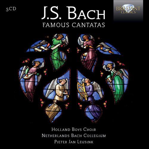 Bach: Famous Cantatas