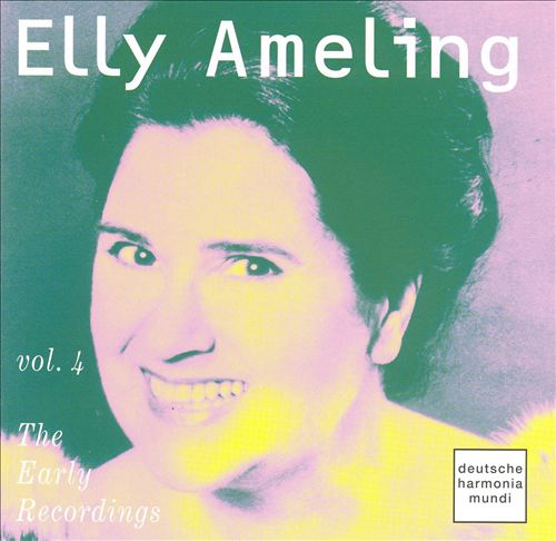 Elly Ameling: The Early Recordings, Vol. 4