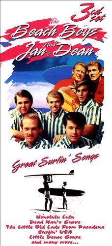 Great Surfin' Songs [3CD]