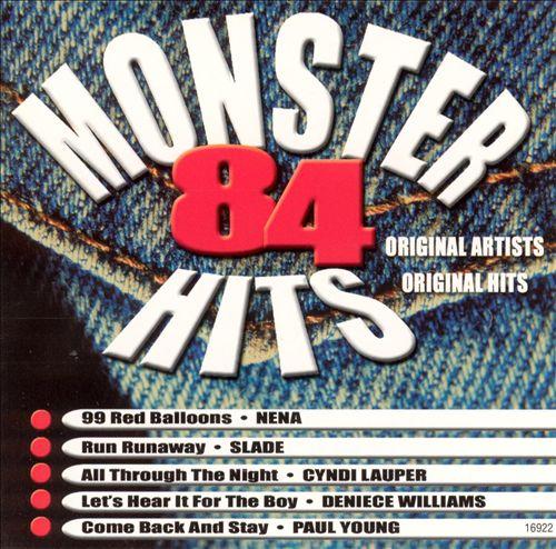 Monster 84 Hits