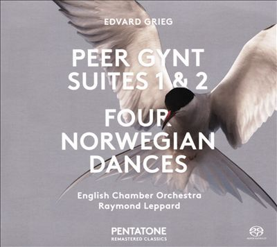 Edvard Grieg: Peer Gynt Suites 1 & 2; Four Norwegian Dances