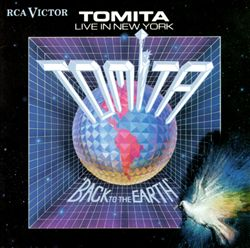 Back to the Earth: Recorded Live in New York City