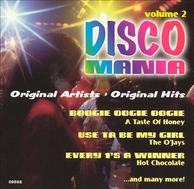 Disco Mania, Vol. 2 [Platinum 2000]