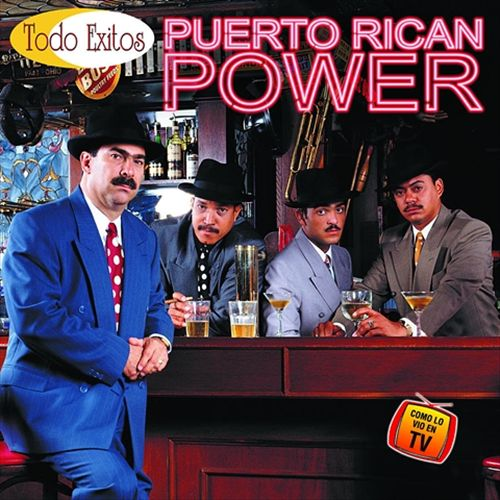 Todo Exitos de Puerto Rican Power
