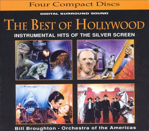 Best of Hollywood: Instrumental Hits of the Silver Screen