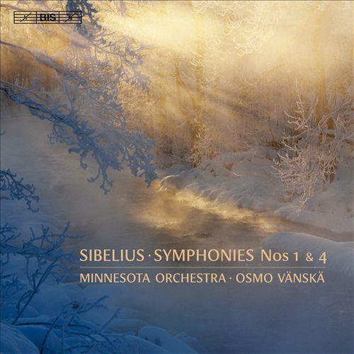 Sibelius: Symphonies Nos. 1 & 4