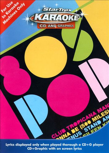 Karaoke: 80s Pop [Star Trax]