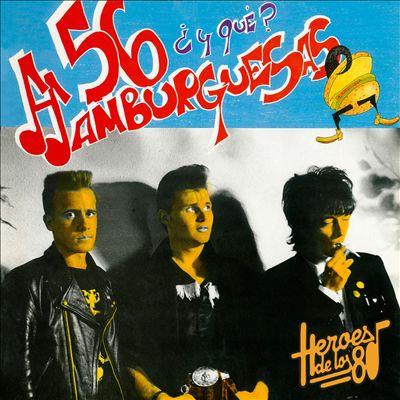 Héroes de los 80. ¿Y Qué?