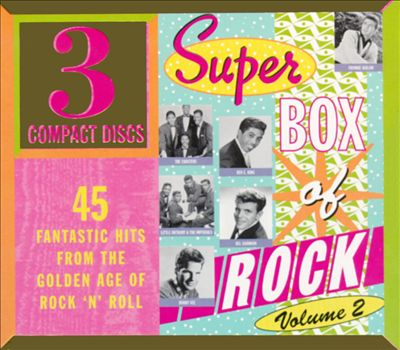 Super Box of Rock, Vol. 2 [Box Set]