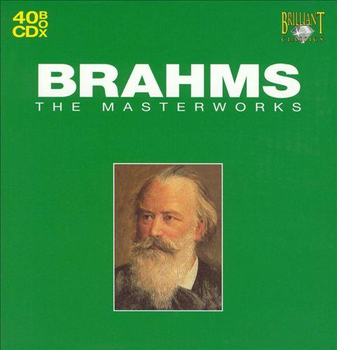 Brahms: The Masterworks