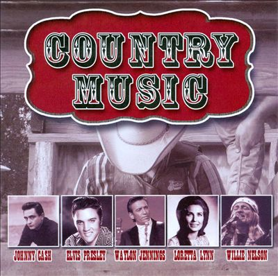 Country Music [Play 24-7]