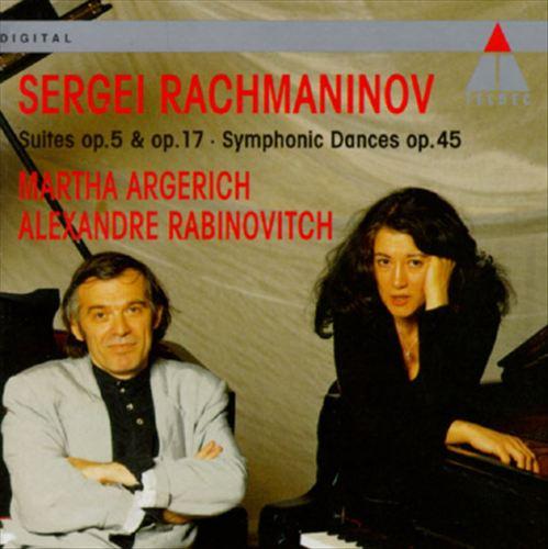 Rachamaninov: Suites Nos.1 & 2; Symphonic Dances