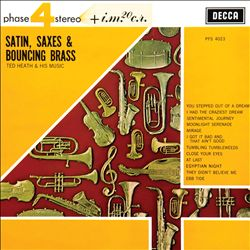 Satin, Saxes and Bouncing Brass