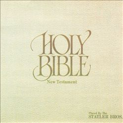 Holy Bible/New Testament
