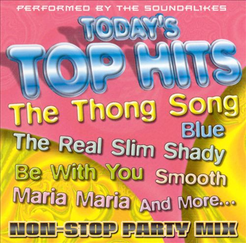 Today's Top Hits [Single CD]