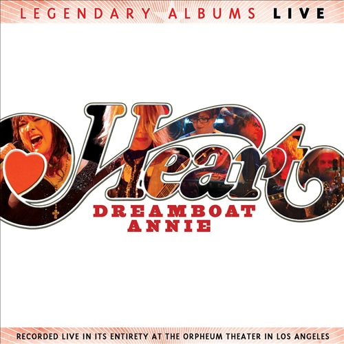 Dreamboat Annie: Live