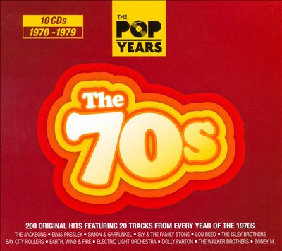 The Pop Years: The 70s