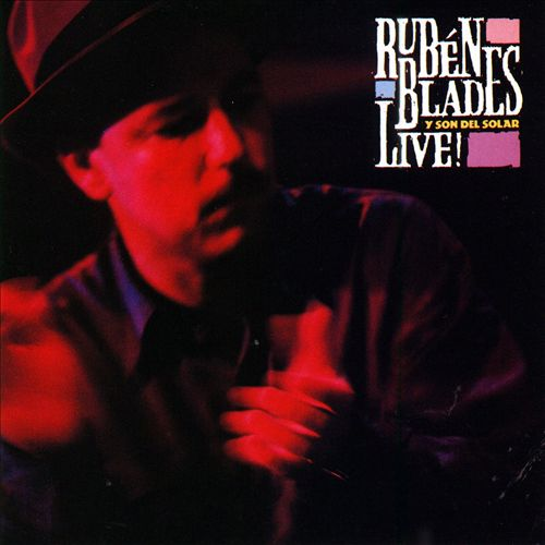 Rubén Blades y Son del Solar...Live!