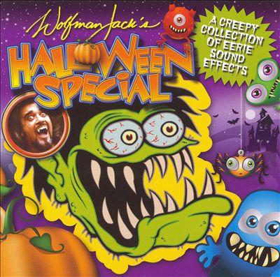 Wolfman Jack's: Spooky Sounds