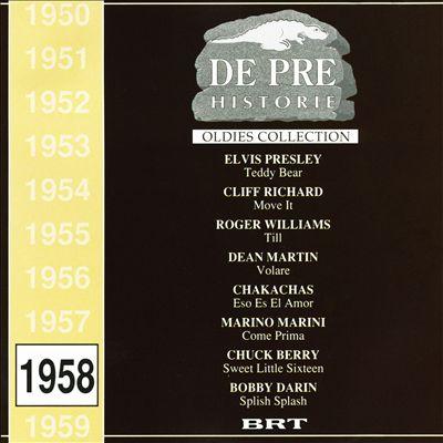 De Pre Historie: 1958, Vol. 1