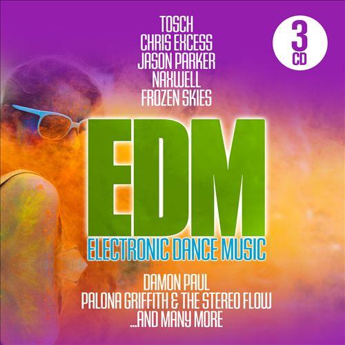 EDM: Electronic Dance Music [ZYX 3CD]