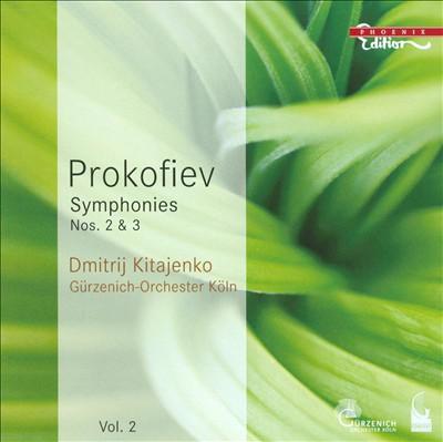 Prokofiev: The Symphonies, Vol. 2