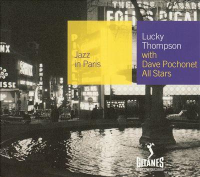 Jazz in Paris: With Dave Pochonet All Stars