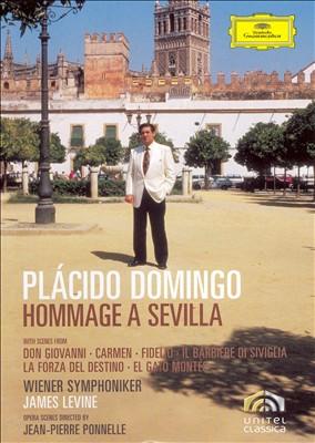Plácido Domingo: Hommage a Sevilla [DVD Video]
