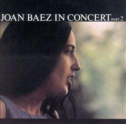 Joan Baez in Concert, Pt. 2