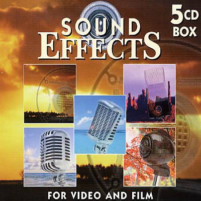 Sound Effects, Vol. 2 [Bertu]