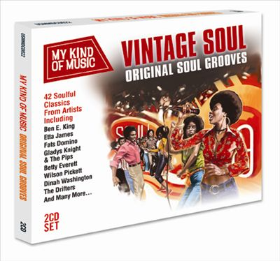 My Kind of Music: Vintage Soul - Original Soul Grooves