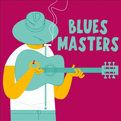 Blues Masters [Universal]