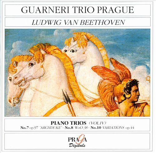 Beethoven: Piano Trios Vol.4
