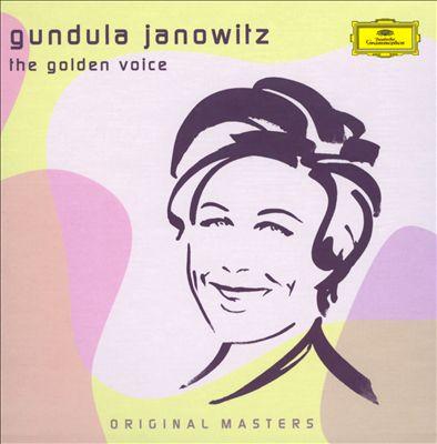 Gundula Janowitz: Golden Voice [United Kingdom]