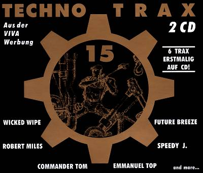 Techno Trax, Vol. 15