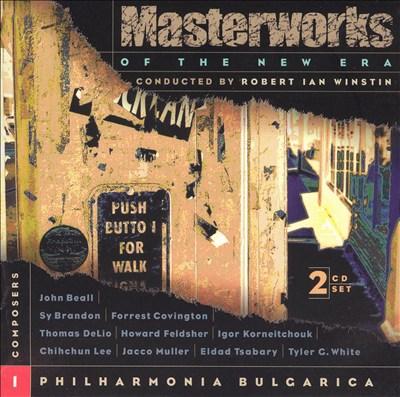 Masterworks of the New Era, Vol. 1