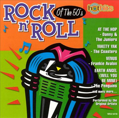 Rock N' Roll of the 50's, Vol. 2
