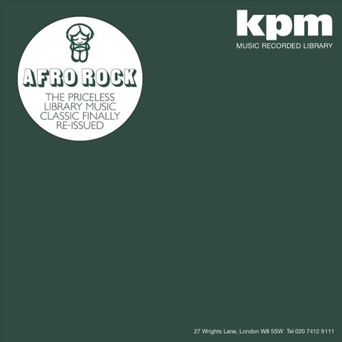 KPM 1000 Series - Afro Rock (Music Recorded Library)