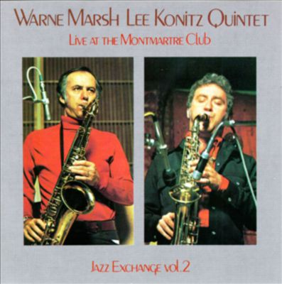 Live at the Montmartre Club: Jazz Exchange, Vol. 2