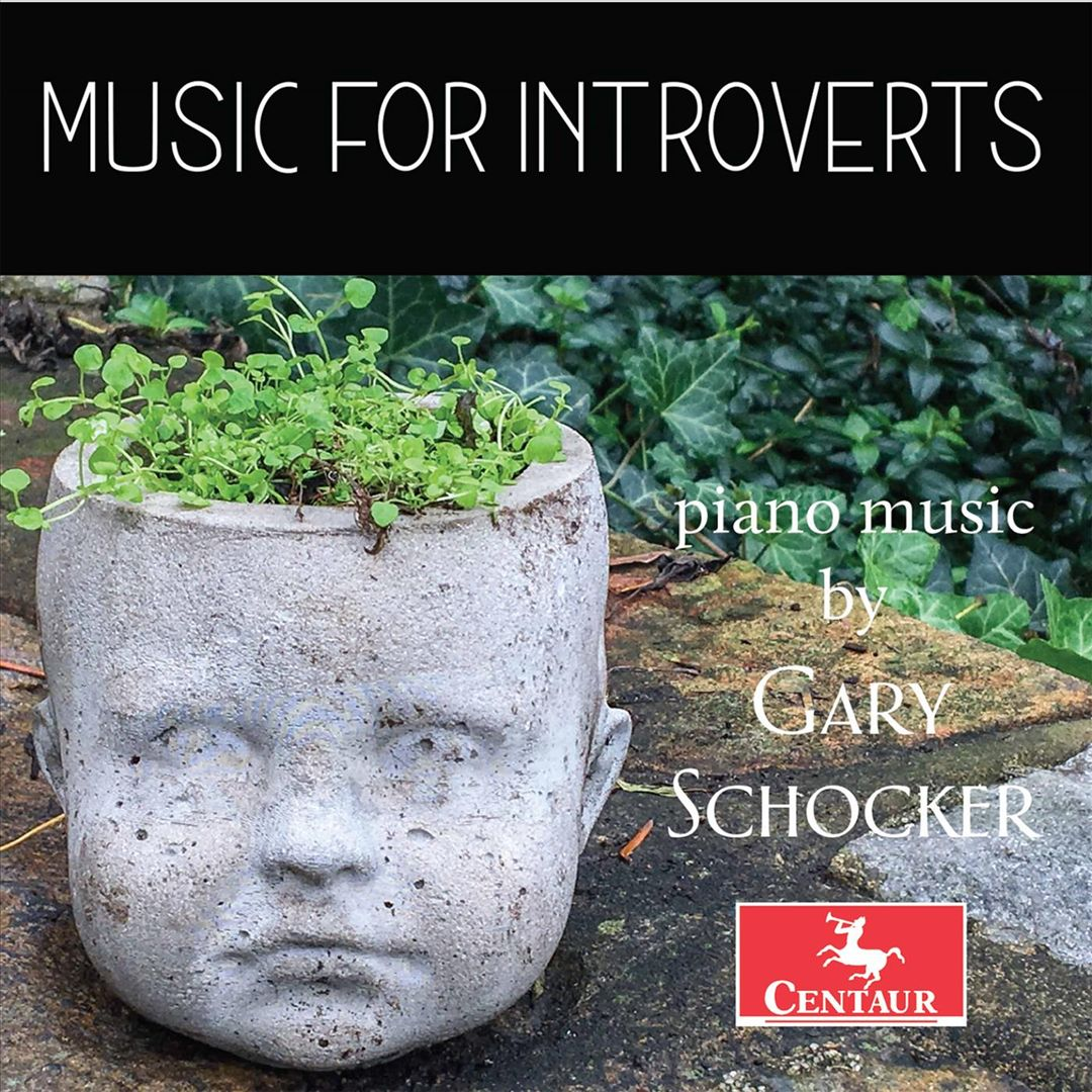Music for Introverts: Piano Music by Gary Schocker