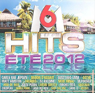 M6 Hits Été 2012