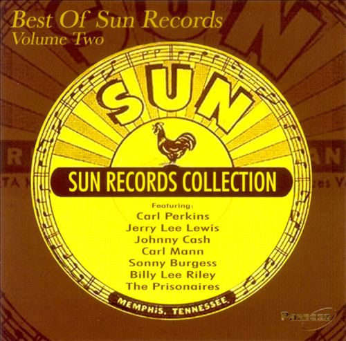 Best of Sun Records, Vol. 1