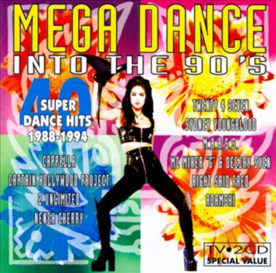 Megadance Into the 90's