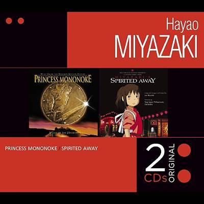 Miyazaki: Princess Mononoke / Spirited Away (Original Soundtracks)